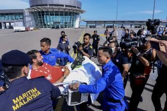 Patru turisti naufragiati in larg au supravietuit doar cu peste crud. Ce au descoperit in barca, dupa 10 zile de disperare