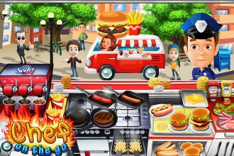 iLikeIT. Jocul creat de compania unui roman care iti permite sa ai GRATIS propriul restaurant