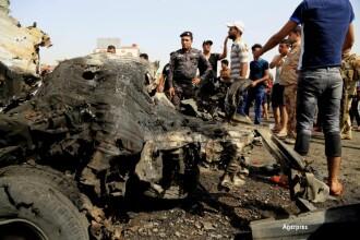 63 de morti si peste 100 de raniti in trei atentate produse la Bagdad. Atacurile nu au fost revendicate