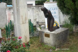 Opera semnata de Brancusi, recuperata dupa 20 de ani. Misterul ce inconjoara disparitia statuii din cimitirul din Buzau