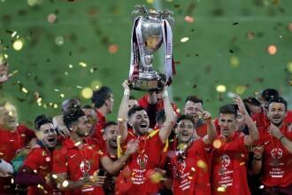 Finala Cupei Romaniei. Reactii dupa victoria lui CFR Cluj la penalty-uri: