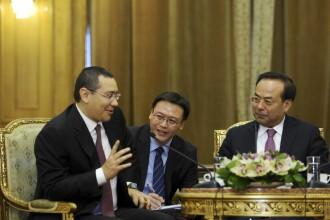 Victor Ponta a elogiat, la Beijing, contributia Chinei si a Partidului Comunist Chinez la pacea si dezvoltarea lumii