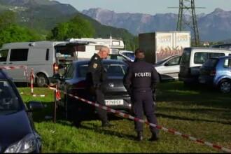 Atac armat la un concert din Austria. Un barbat a deschis focul asupra multimii si a ucis 2 persoane