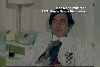 Sase ani de la moartea actorului Jean Constantin. Comediantul a fost comemorat de rude si prieteni