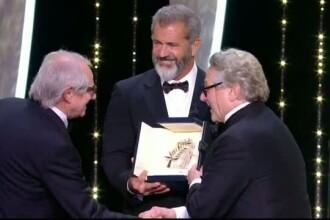 Regizorul britanic Ken Loach a primit Palme D'Or pentru drama