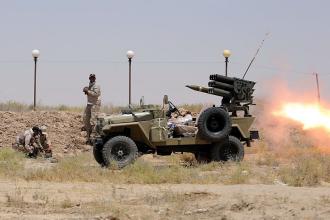 Operatiune decisiva pentru eliberarea orasului irakian Fallujah de sub stapanirea ISIS. Locuitorii au primit un ultimatum