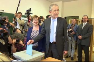 Extremistul Norbert Hofer a pierdut alegerile prezidentiale din Austria. Prima reactie a noului presedinte, Van der Bellen