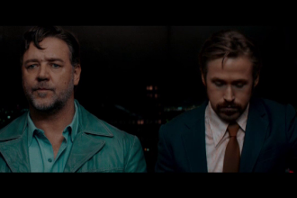 Ryan Gosling si Russell Crowe fac echipa in comedia