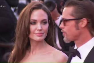 Angelina Jolie si Brad Pitt divorteaza. TMZ: actrita il acuza de consum de droguri. Prima reactie a lui Brad Pitt