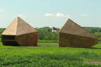 Capsulele din Mures care ii intorc pe turisti cu peste 2.000 de ani in urma. Ce se afla in interiorul lor