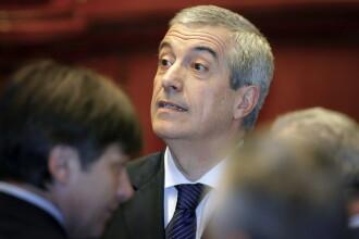 Calin Popescu-Tariceanu, trimis in judecata de DNA. Reactia sefului Senatului: