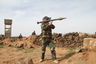 Ofensiva de proportii pentru indepartarea jihadistilor din nordul Raqqa, fief-ul ISIS: