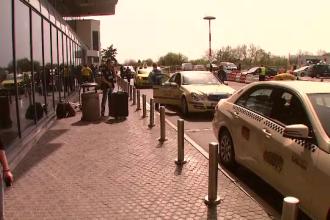 Vesti bune pentru calatorii care aterizeaza pe Otopeni. Taxiurile vor avea din nou acces la Terminalul Sosiri