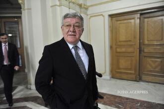 Un an de inchisoare cu suspendare pentru fostul ministru al Apararii, Corneliu Dobritoiu. Condamnarea este definitiva