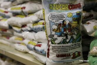 Coca Cola a intrerupt productia in Venezuela din cauza lipsei de zahar. Produsele care au disparut de pe piata