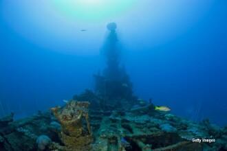 Un submarin german din Primul Război Mondial, găsit în larg. Ce se află la bord