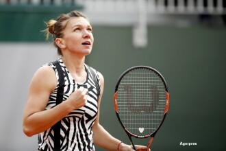 Simona Halep, in semifinale la BRD Bucharest Open. Victorie in doua seturi cu Danka Kovinic