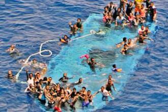 Cel putin 700 de morti in 7 zile. Bilantul cutremurator al tragediilor din ultima saptamana, in Marea Mediterana