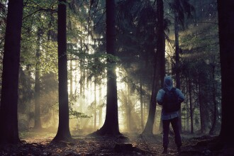 Disparitia misterioasa a unui baiat de 7 ani, in munti. Descoperirea socanta facuta dupa 2 zile de cautari