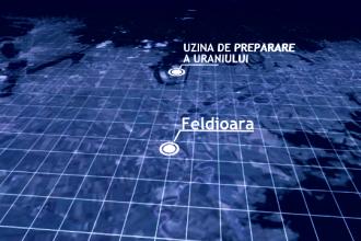 Misterele uzinei de preparare a uraniului de la Feldioara: