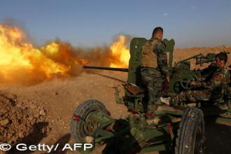 Fortele irakiene au intrat in Fallujah pentru a alunga gruparea ISIS. Jihadistii tin ostatici 50.000 de civili