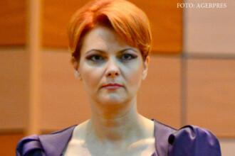 Olguta Vasilescu, despre starea sa de incompatibilitate: Sunt un soldat disciplinat al partidului, fac ce imi spune Dragnea