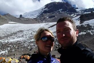 Dezvaluirile emotionante facute de sotul profesoarei care si-a pierdut viata pe Everest.