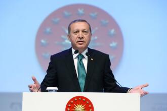 Presedintele Turciei face apel la mame sa creasca populatia Turciei:
