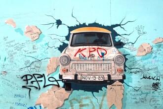 Capitala Germaniei, un magnet pentru tineri. Cat ii costa pe studenti chiria intr-un oras in care pana si graffiti-ul e legal