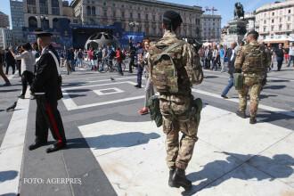 Cetatenii americani, avertizati ca in Europa ar putea deveni victimele teroristilor. EURO 2016 este o