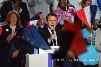 Ambii candidati la presedintia Frantei ameninta cu iesirea din UE. Ce spune Emmanuel Macron despre FREXIT