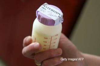 Un barbat in varsta de 64 de ani consuma zilnic laptele matern al fiicei sale. De ce face acest lucru