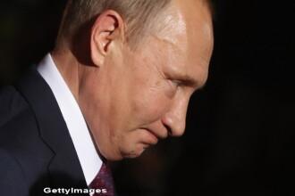 Putin redeschide subiectul atacului chimic din Siria, dupa intalnirea cu Merkel.