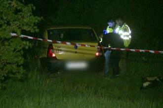 Moartea invaluita in mister a unui taximetrist, in Capitala. Cadavrul a fost gasit in masina: