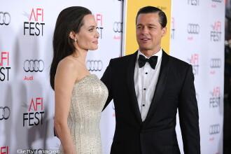 Brad Pitt recunoaste, dupa despartirea de Angelina Jolie, ca bea si fuma marijuana zilnic.