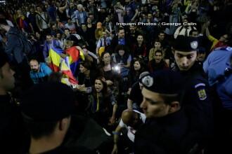 Presa internationala scrie despre protestele de miercuri seara din Piata Victoriei.