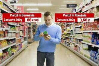 UE vrea să interzică vânzarea de produse de calitate inferioară în Estul Europei