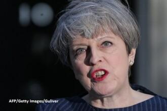 Theresa May ar putea pierde majoritatea in Parlamentul de la Londra. Ce se va intampla cu Brexit-ul in acest caz