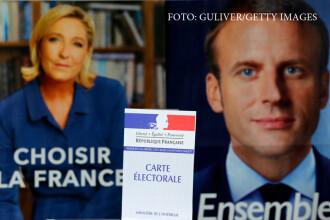 Alegerile care ar putea scoate Franta din UE au inceput in Antile.