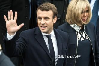 Macron, de la experienta