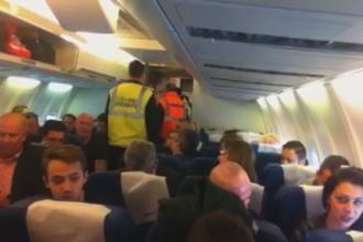 Incident intr-o cursa TAROM Bucuresti-Timisoara. Motivul pentru care doi pasageri au fost coborati din avion