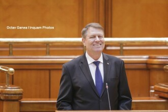 Iohannis a trimis Parlamentului spre reexaminare legea de modificare a Statutului functionarilor publici