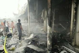 Atentat terorist in Thailanda. Cel putin 20 de raniti, dupa doua explozii intr-un centru comercial. Cine a revendicat atacul