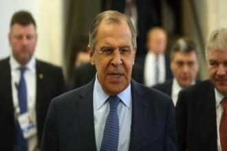 Ministrul rus de Externe, vizita oficiala la Casa Alba. Despre ce subiecte va discuta cu presedintele Trump