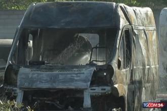 Trei surori au murit intr-un atac cu cocktail molotov intr-o tabara de romi din Roma. Victimele sunt din Kosovo