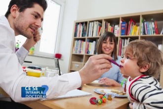 Psihologii sfatuiesc parintii sa respecte emotiile copiilor lor. De ce trebuie sa ii lasati sa faca singuri unele activitati
