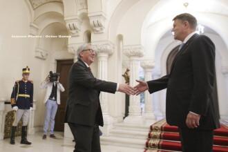 """Juncker spune de ce a ales Sibiul pentru summit-ul UE: """"Voiam să pun capăt propagandei"""""""