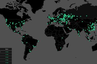 Mii de atacuri informatice de proportii in toata lumea. Mesajele aparute pe zeci de mii de computere afectate