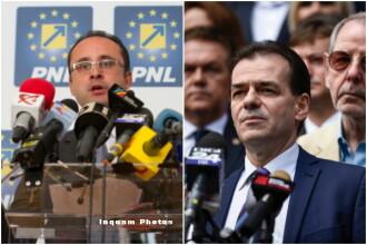 A inceput oficial cursa pentru sefia PNL. Cristian Busoi si Ludovic Orban se lupta pentru al 2-lea mare partid din Romania