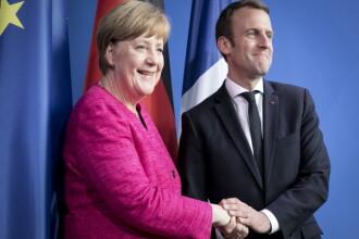 Emmanuel Macron, vizita in Germania pentru a discuta